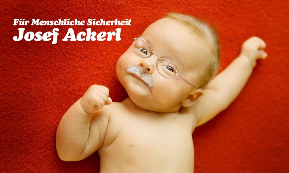 JOSEF ACKERL