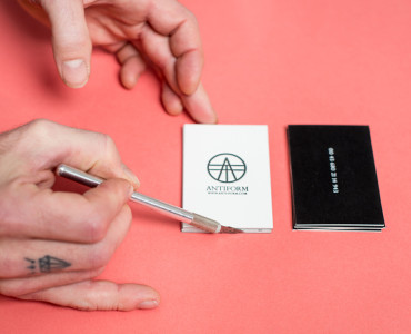 ANTI-FORM BUSINESS CARDS