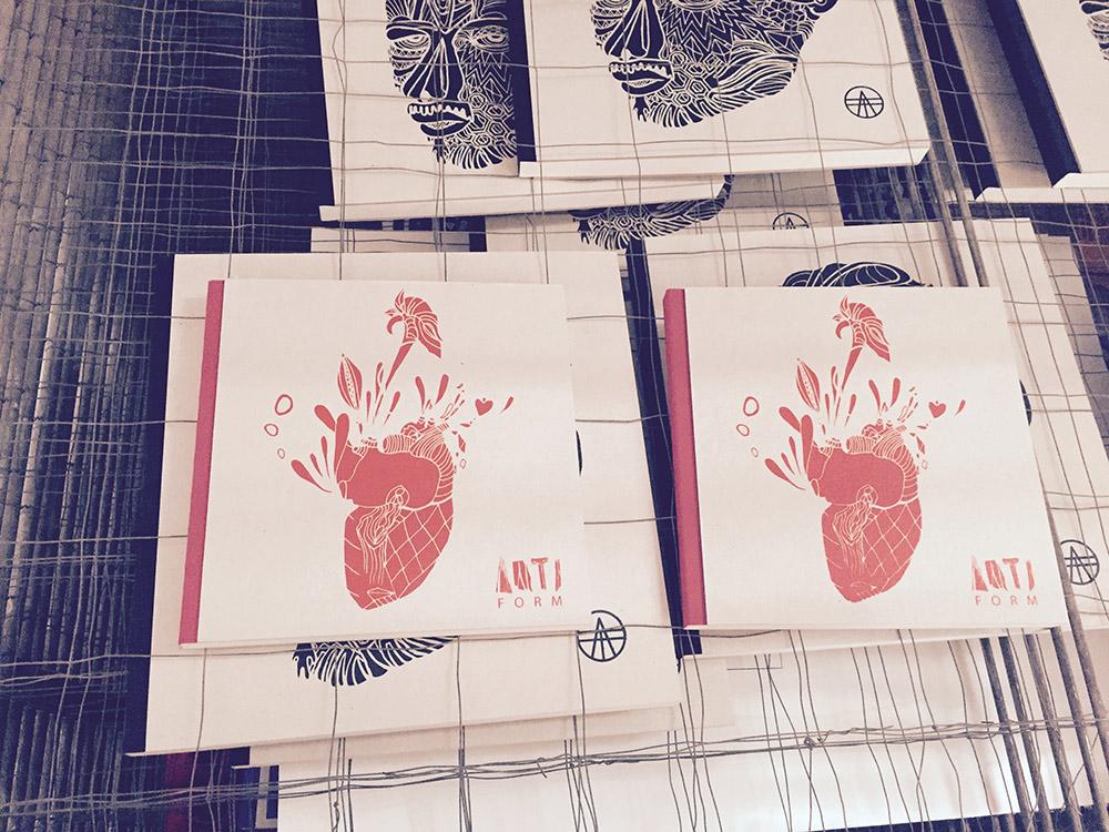 sketch books ANTI-FORM