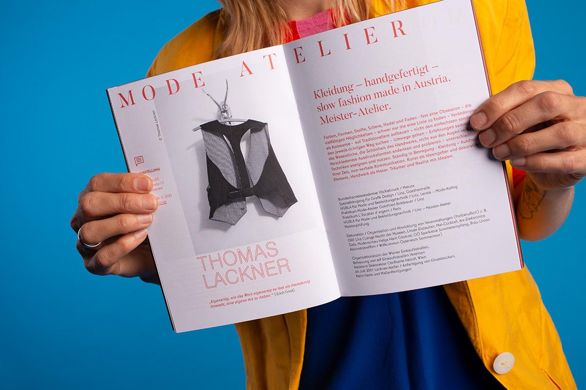 Thomas Lackner - Romana - Perspektiven Atterssee - Mode - Editoral