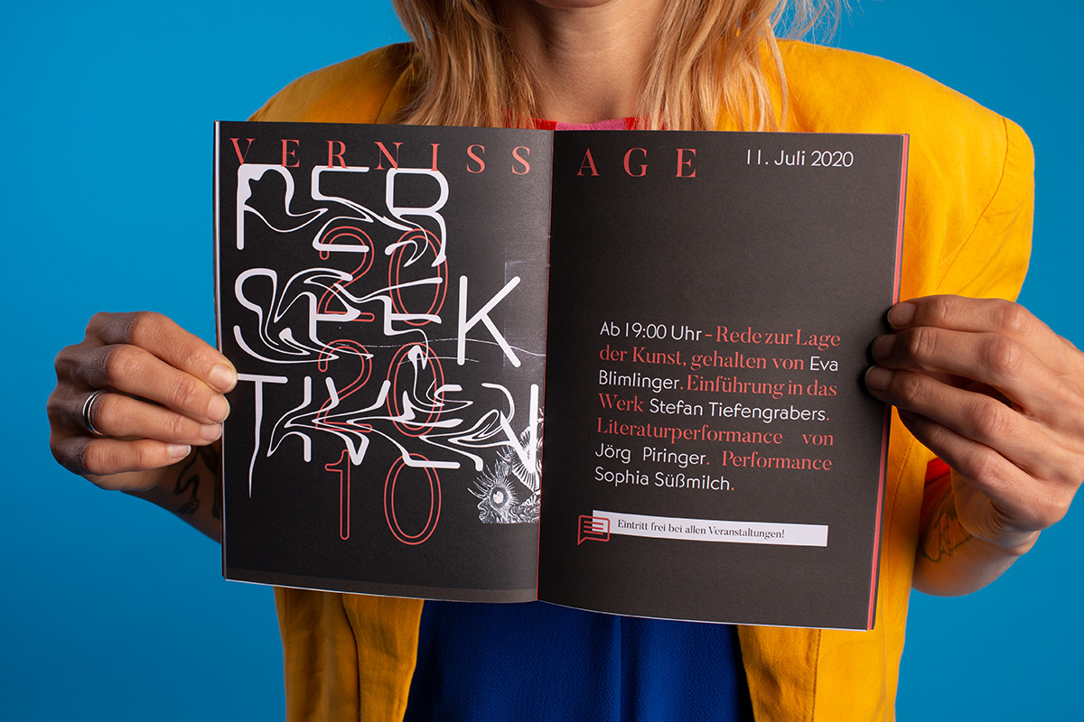 2020 - Perspektiven Atterssee - Grafik & Design - Editoral